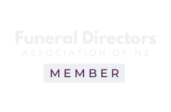 Funeral Directors Association of New Zealand Member Logo